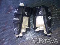 Хоккейные перчатки HESPELER. Одесса. фото 1
