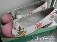 Туфли натуральная кожа 38р. Киев. фото 1