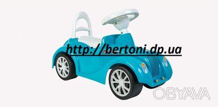 наш сайт http://bertoni.dp.ua Детская машина каталка Ретро это  настоящая машин. Днепр, Днепропетровская область. фото 1