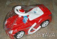 наш сайт http://bertoni.dp.ua  Автомобиль-каталка Спорт Кар 3цв. Орион /1/, цв. Днепр, Днепропетровская область. фото 4