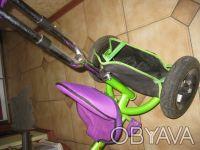 Состояние отличное. Колеса мягкие резиновые. Велосипедом довольна, одна только к. Киев, Киевская область. фото 7