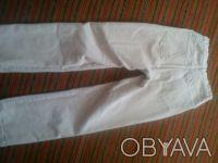 Продам брюки на мальчика примерно лет 9-12. Замеры (светлые): длина (от пояса) -. Дніпро, Дніпропетровська область. фото 5
