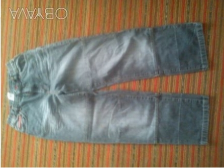 Продам брюки на мальчика примерно лет 9-12. Замеры (светлые): длина (от пояса) -. Дніпро, Дніпропетровська область. фото 1