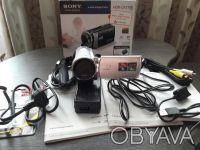Видеокамера sony. Сумы. фото 1