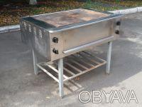 Бу плита электрическая профессиональная для столовой, общепита. Киев. фото 1