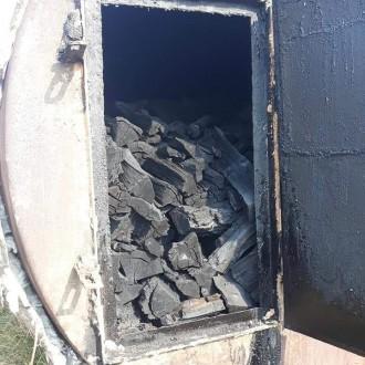 Продам древесный уголь с твердых пород от производителя. Вугілля древне. Чернигов. фото 1
