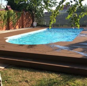 Строительство бассейнов от профессионалов. Днепр. фото 1