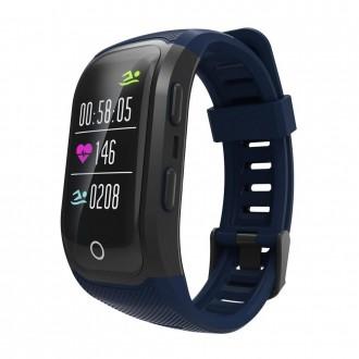 Фитнес-браслет Mavens G03 plus имеет цветной 0,96 дюймовый LCD-дисплей с сенсорн. Киев, Киевская область. фото 3