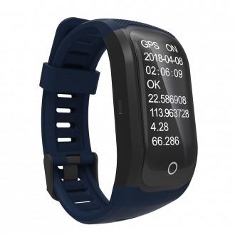 Фитнес-браслет Mavens G03 plus имеет цветной 0,96 дюймовый LCD-дисплей с сенсорн. Киев, Киевская область. фото 7