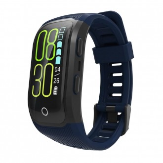 Фитнес-браслет Mavens G03 plus имеет цветной 0,96 дюймовый LCD-дисплей с сенсорн. Киев, Киевская область. фото 2