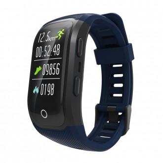 Фитнес-браслет Mavens G03 plus имеет цветной 0,96 дюймовый LCD-дисплей с сенсорн. Киев, Киевская область. фото 4