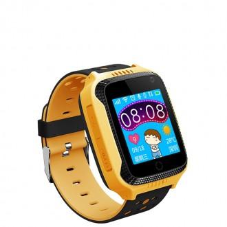 Q528Y21 GPS модель 2017 года.GPS трекер - часы для детей Q528Y21 GPS. Смарт-часы. Киев, Киевская область. фото 6