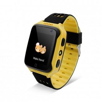 Q528Y21 GPS модель 2017 года.GPS трекер - часы для детей Q528Y21 GPS. Смарт-часы. Киев, Киевская область. фото 2