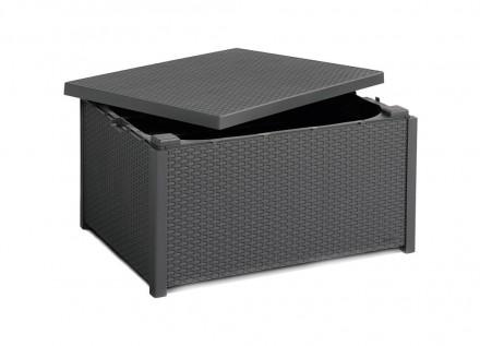 """"""" Садовый стол Corfu Box Storage Table Allibert, Keter, Curver """"  Комфорт и уд. Ужгород, Закарпатская область. фото 5"""
