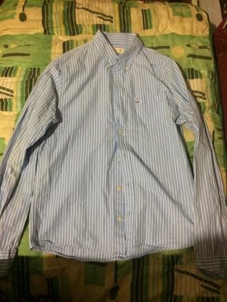 Продам рубашку Холлистер. Кривой Рог. фото 1