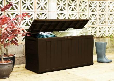 """"""" Сундук, ящик для хранения Keter Marvel Plus Storage Box 270L """"  Идеальный сп. Ужгород, Закарпатская область. фото 2"""
