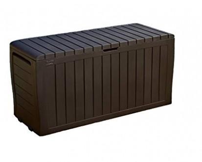""""""" Сундук, ящик для хранения Keter Marvel Plus Storage Box 270L """"  Идеальный сп. Ужгород, Закарпатская область. фото 5"""