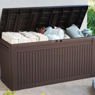 Сундук, ящик для хранения Keter Comfy Storage Box 270L. Ужгород. фото 1