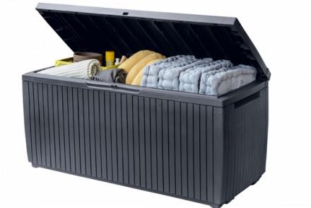 Сундук, ящик для хранения Keter Springwood Storage Box 305L. Ужгород. фото 1