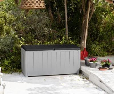 """"""" Сундук, ящик для хранения Keter Novel Storage Box 340L """"  Идеальный способ о. Ужгород, Закарпатская область. фото 13"""