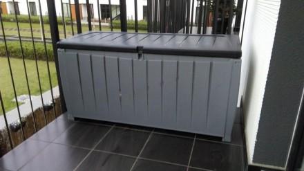 """"""" Сундук, ящик для хранения Keter Novel Storage Box 340L """"  Идеальный способ о. Ужгород, Закарпатская область. фото 3"""