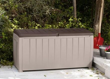 """"""" Сундук, ящик для хранения Keter Novel Storage Box 340L """"  Идеальный способ о. Ужгород, Закарпатская область. фото 12"""
