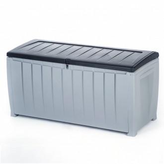 """"""" Сундук, ящик для хранения Keter Novel Storage Box 340L """"  Идеальный способ о. Ужгород, Закарпатская область. фото 4"""