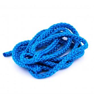 Скакалка гимнастическая синяя Тайвань. Одесса. фото 1