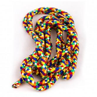 Скакалка гимнастическая цветнаяТайвань. Одесса. фото 1