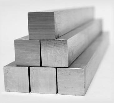 Квадрат, заготовка, поковка сталь 40Х. Запорожье. фото 1