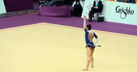 Булавы гимнастические синие Тайвань L=42см. Одесса. фото 1