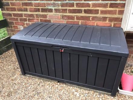 """"""" Сундук, ящик для хранения Keter Glenwood Storage Box 390L """"  Идеальный спосо. Ужгород, Закарпатская область. фото 5"""