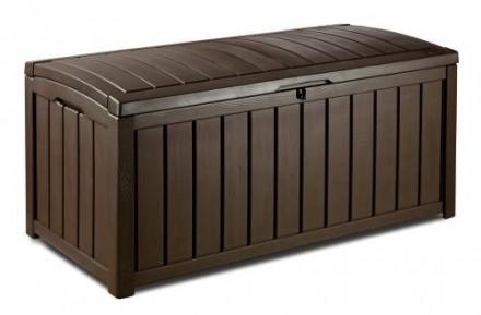 """"""" Сундук, ящик для хранения Keter Glenwood Storage Box 390L """"  Идеальный спосо. Ужгород, Закарпатская область. фото 11"""