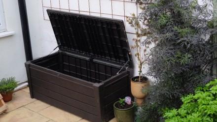 """"""" Сундук, ящик для хранения Keter Brightwood Storage Box 454L """"  Идеальный спо. Ужгород, Закарпатская область. фото 12"""