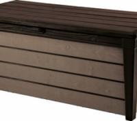 """"""" Сундук, ящик для хранения Keter Brushwood Storage Box 454L """"  Идеальный спос. Ужгород, Закарпатская область. фото 13"""
