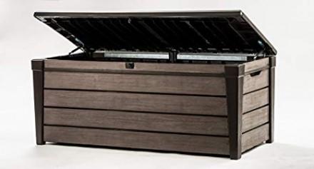 """"""" Сундук, ящик для хранения Keter Brushwood Storage Box 454L """"  Идеальный спос. Ужгород, Закарпатская область. фото 8"""