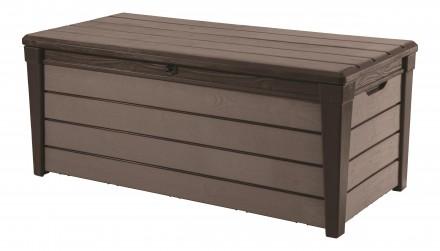 """"""" Сундук, ящик для хранения Keter Brushwood Storage Box 454L """"  Идеальный спос. Ужгород, Закарпатская область. фото 11"""