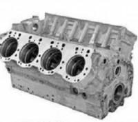 Блок цилиндров ямз-238 старого образца. Мелитополь. фото 1