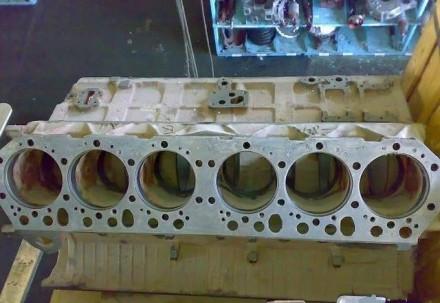 Блок цилиндров ямз-240. Мелитополь. фото 1