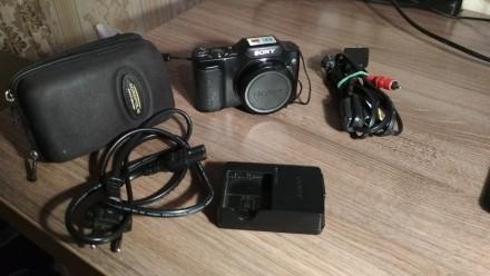 Фотоаппарат на все случаи жизни - Sony Cyber-shot DSC-H20.. Винница. фото 1