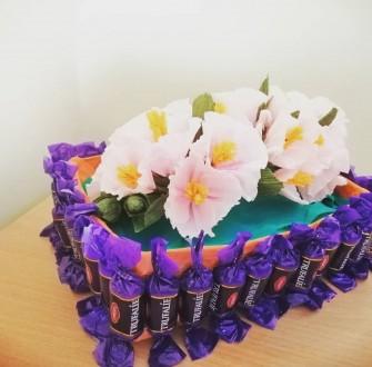Квіти ручної роботи. Винница. фото 1