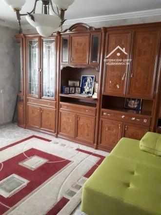 Уютная 3 комнатная квартира. Бердянск. фото 1