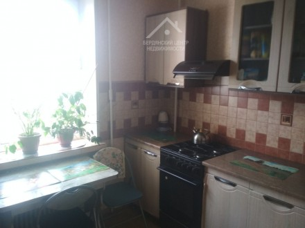 2 комнатная в Центре города. Бердянск. фото 1