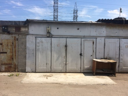Продам кирпичный гараж ГСК