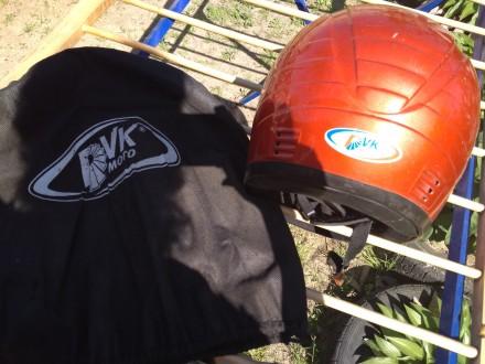Шлем до мото..... Барышевка. фото 1