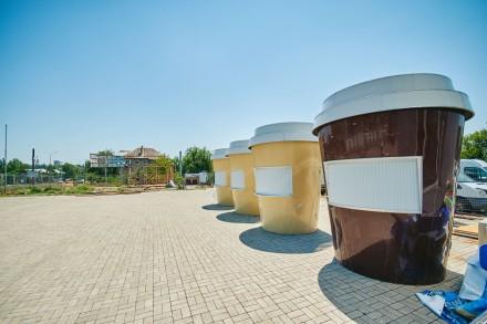 Маф / Киоск / Ларек. Бердянск. фото 1