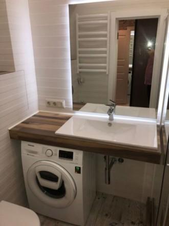 Идеальная квартира для современной пары,с невероятно уютным дизайнерским ремонто. Київ, Київська область. фото 7