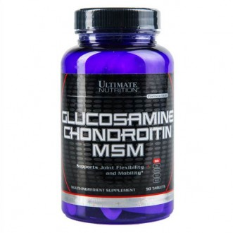 Ultimate Glucosamine Chondroitin MSM 90 tabs. Чернигов. фото 1