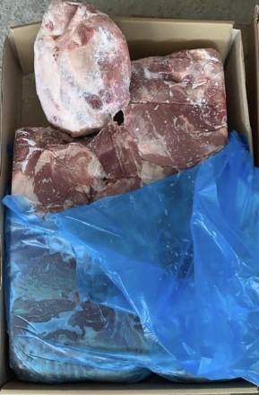 Свиная лопатка, замороженная свинина, мясо оптом. Одесса. фото 1