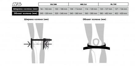 Ортопедические мото/вело наколенники POD Active K4 MX 2.0 Knee Brace +38063611. Киев, Киевская область. фото 12